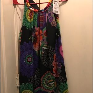 Desigual sun dress Brand New. With tags.